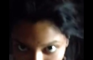 young indian selfie in transmitted to shower