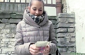 Public Pickups - Sexy Amateur Girls Fucked In Public For Cash 07