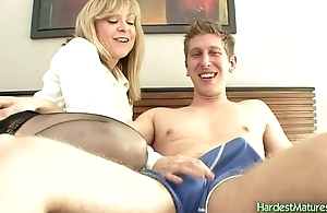 Deidra gets turned her New Zealand son
