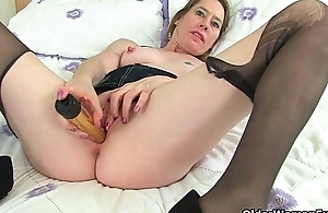 British milfs Sexy P and Penny Brooks need getting gone