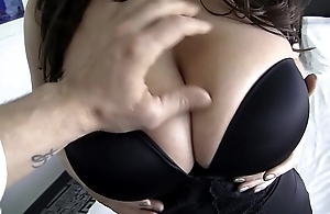 Chunky Natural Tits Australian Angela Lifeless Hardcore POV