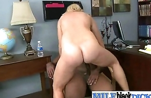 Hot Milf (totaly tabitha) In Sex Engage in Mamba Black Cock video-28
