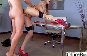 Office Girl (nadia styles) With Obese Tits Banged Hard Style video-26