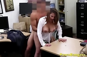 Chubby Titty Mummy Sells Her Tits And Pussy For Cash