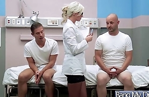 Hot Lovemaking Action Scene With Horny Doctor And Patient (gigi allens) clip-12