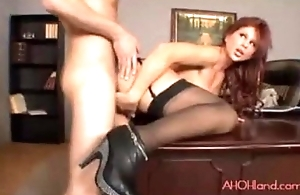 albatross accountant trades anal sex for fee