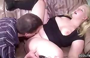 Daddy Seduce Step-daughter roughly Fuck When Mom quite a distance Lodging